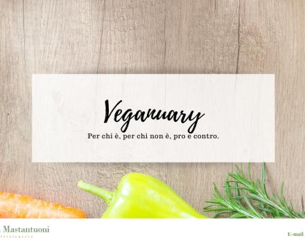 Non aspettatevi di dimagrire con #Veganuary